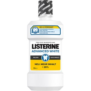 Listerine - Mundspülung - Advanced White