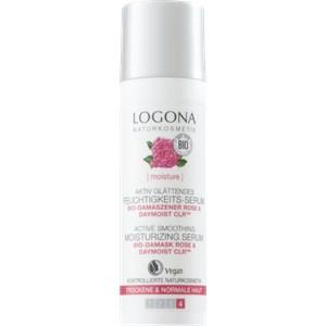 Logona - Anti-ageing care - Organic Damask Rose & Kalpariane Organic Damask Rose & Kalpariane