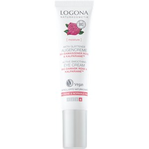 Logona - Eye Care - Organic Damask Rose & Kalpariane Organic Damask Rose & Kalpariane