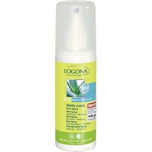 Logona - Deodorants - Bio aloe + sporýš Bio aloe + sporýš