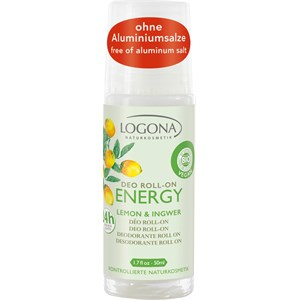 Logona - Deodorants - Deodorant Roll-On Energy