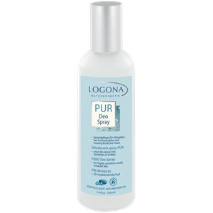 Logona - Deodorants - Pur Deodorant Spray