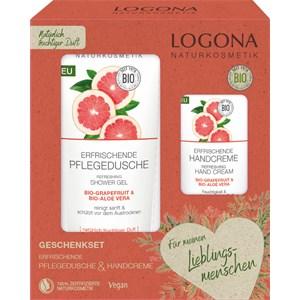 Logona - Shower care - Geschenkset