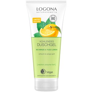 Logona - Duschpflege - Kühlendes Duschgel