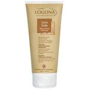 Logona - Duschpflege - Lavaerde Waschcreme Patchouli