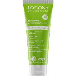 Logona - Haarfarbe - Mineralerde Vorbehandlung