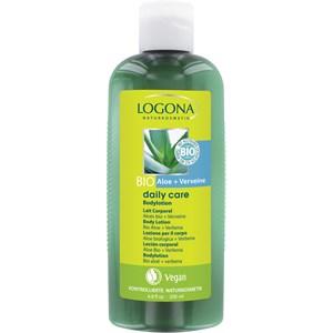 Logona - Lotions - Bio aloe + sporýš Bio aloe + sporýš