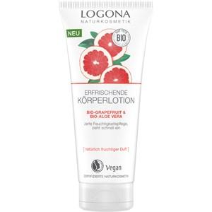 Logona - Lotionen - Erfrischende Körperlotion
