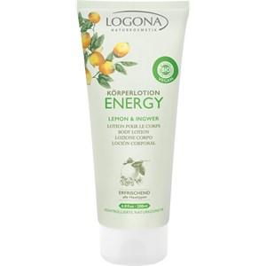 Logona - Lotions - Body Lotion Energy