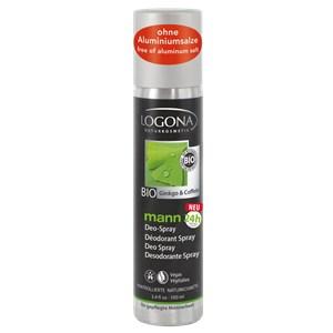 Logona - Man - mann Deodorant Spray