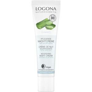 Logona - Night Care - Pflegende Nachtcreme