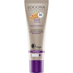 Logona - Night Care - Regenerating Night Cream