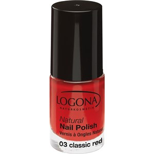 Logona - Nails - Natural Nail Polish