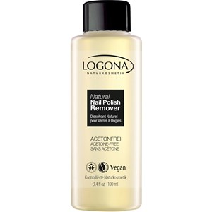 Logona - Nails - Natural Nail Polish Remover