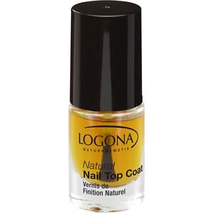 Logona - Nägel - Natural Nail Top Coat