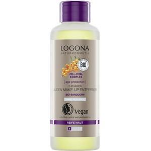 Logona - Cleansing - 2-Phases Eye Make-up Remover