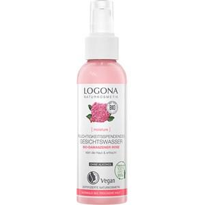 Logona - Cleansing - Organic Damask Rose & DayMoistCLR Organic Damask Rose & DayMoistCLR