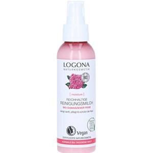 Logona - Cleansing - Rosa damascena bio e kalpariane Rosa damascena bio e kalpariane