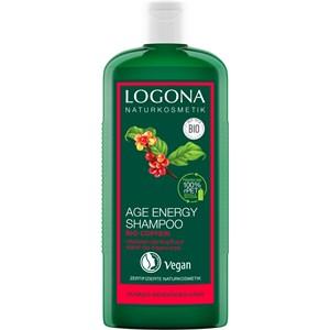 Logona - Shampoo - Age Energy Shampoo Bio-Coffein