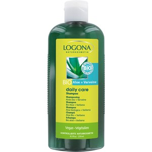 Logona - Shampoo - Organic Aloe + Verbena Organic Aloe + Verbena
