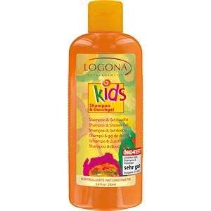 Logona - Shampoo - Kids Shampoo & Duschgel