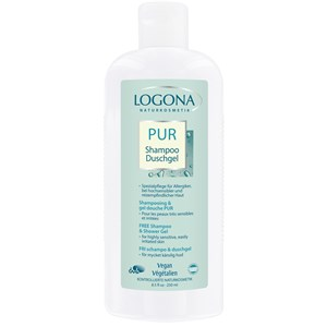 Logona - Shampoo - Pur Shampoo & Shower Gel