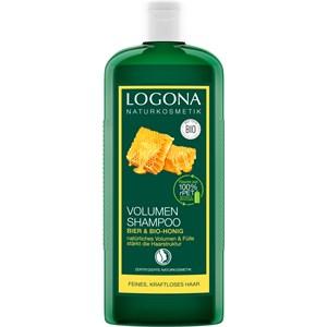 Logona - Shampoo - Volumen Shampoo Bier & Bio-Honig