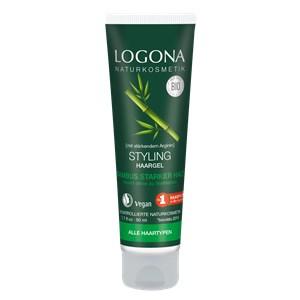 Logona - Styling - Styling Haargel Bambus