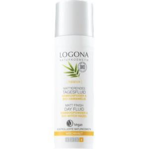 Logona - Day Care - Organic Bamboo & Organic Witch Hazel Organic Bamboo & Organic Witch Hazel
