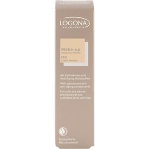 Logona - Complexion - Make-up Natural Finish