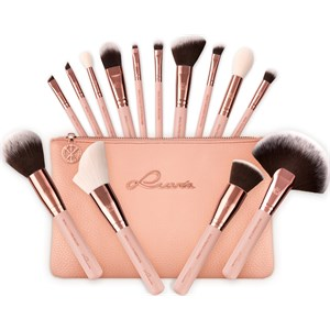 Luvia Cosmetics - Pinselset - Rose Golden Vintage Set