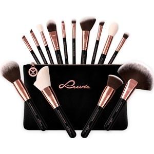 Luvia Cosmetics - Brush Set - Black Diamond