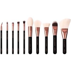 Luvia Cosmetics - Brush Set - Essential Brushes Set Black