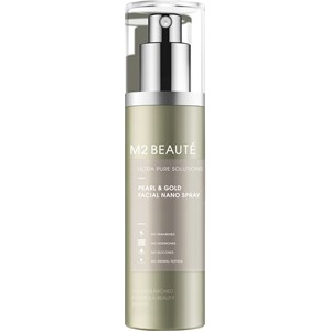 M2 BEAUTÉ - Ultra Pure Solutions - Pearl & Gold Nano Spray