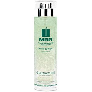 MBR Medical Beauty Research - BioChange Anti-Ageing Body Care - Green & White Eau de Parfum Spray