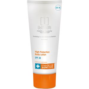 MBR Medical Beauty Research Sonnenpflege Medical Sun Care High Protection Body Lotion SPF 30