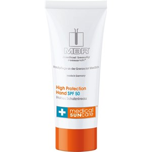 MBR Medical Beauty Research - Medical Sun Care - High Protection Hand SPF 50