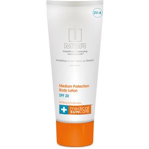 MBR Medical Beauty Research Sonnenpflege Medical Sun Care Medium Protection Body Lotion SPF 20