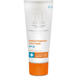 MBR Medical Beauty Research - Medical Sun Care - Medium Protection Face Cream SPF 20