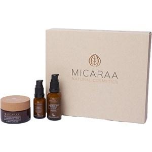MICARAA Naturkosmetik - Gesichtspflege - Geschenkset