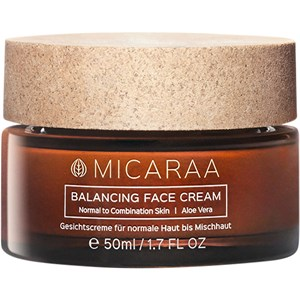 MICARAA Naturkosmetik - Gesichtspflege - Natural Face Cream Normal to Combination Skin