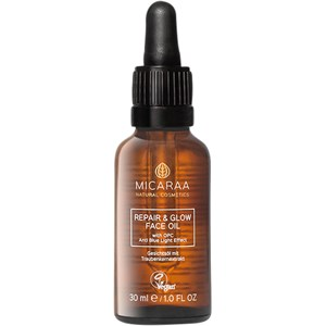 MICARAA Naturkosmetik - Gesichtspflege - Repair & Glow Face Oil