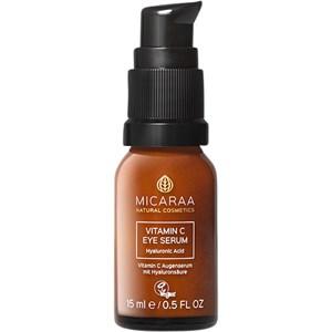 MICARAA Naturkosmetik - Gesichtspflege - Vitamin C Eye Serum
