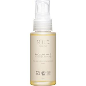 MIILD - Gesichtspflege - Purifying & Balancing Facial Oil No.2