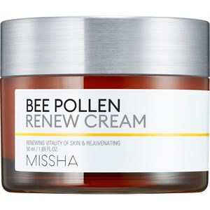 MISSHA - Feuchtigkeitspflege - Bee Pollen Renew Cream