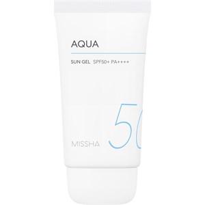 MISSHA - Sun care - Aqua Sun Gel SPF50+
