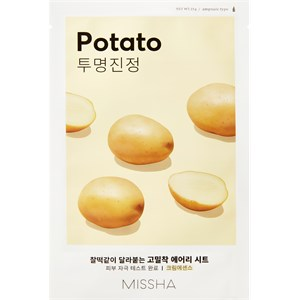 MISSHA - Sheet masks - Airy Fit Mask Potato