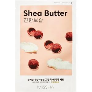 MISSHA - Tuchmasken - Airy Fit Mask Shea Butter