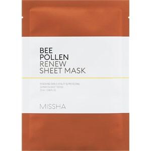 MISSHA - Tuchmasken - Bee Pollen Renew Sheet Mask