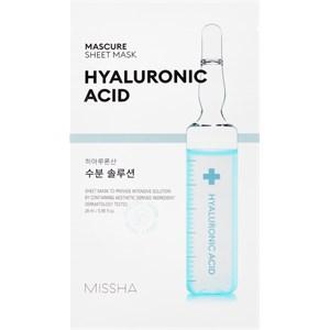 MISSHA - Sheet masks - Mask Mascure Hyaluronic Acid